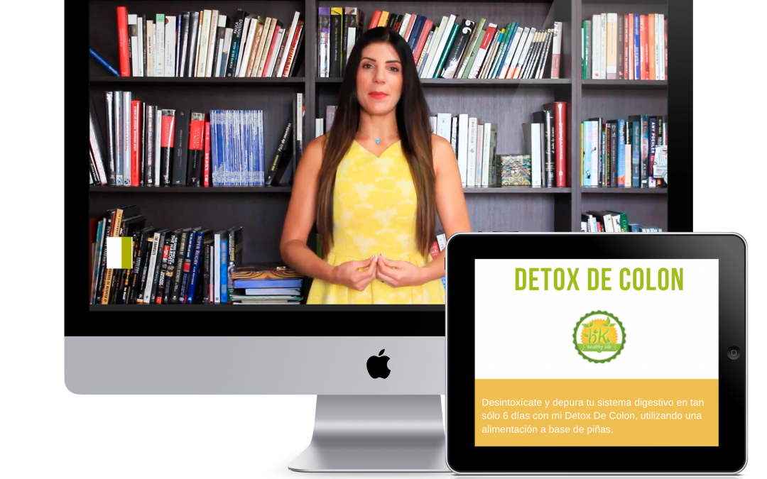 CV – Detox de Colon