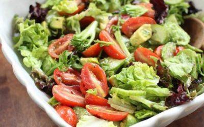 Cómo armar una ensalada vegana correctamente